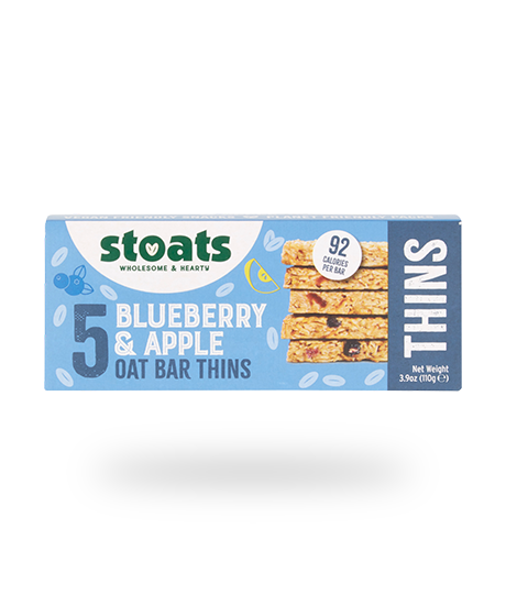 Blueberry & Apple Oat Bar THINS