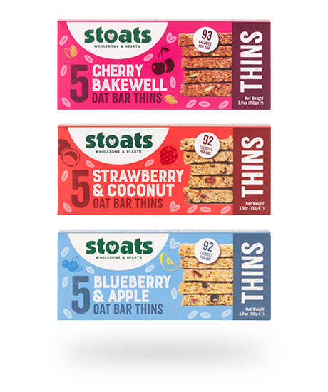 Oat Bar THINS Variety Pack